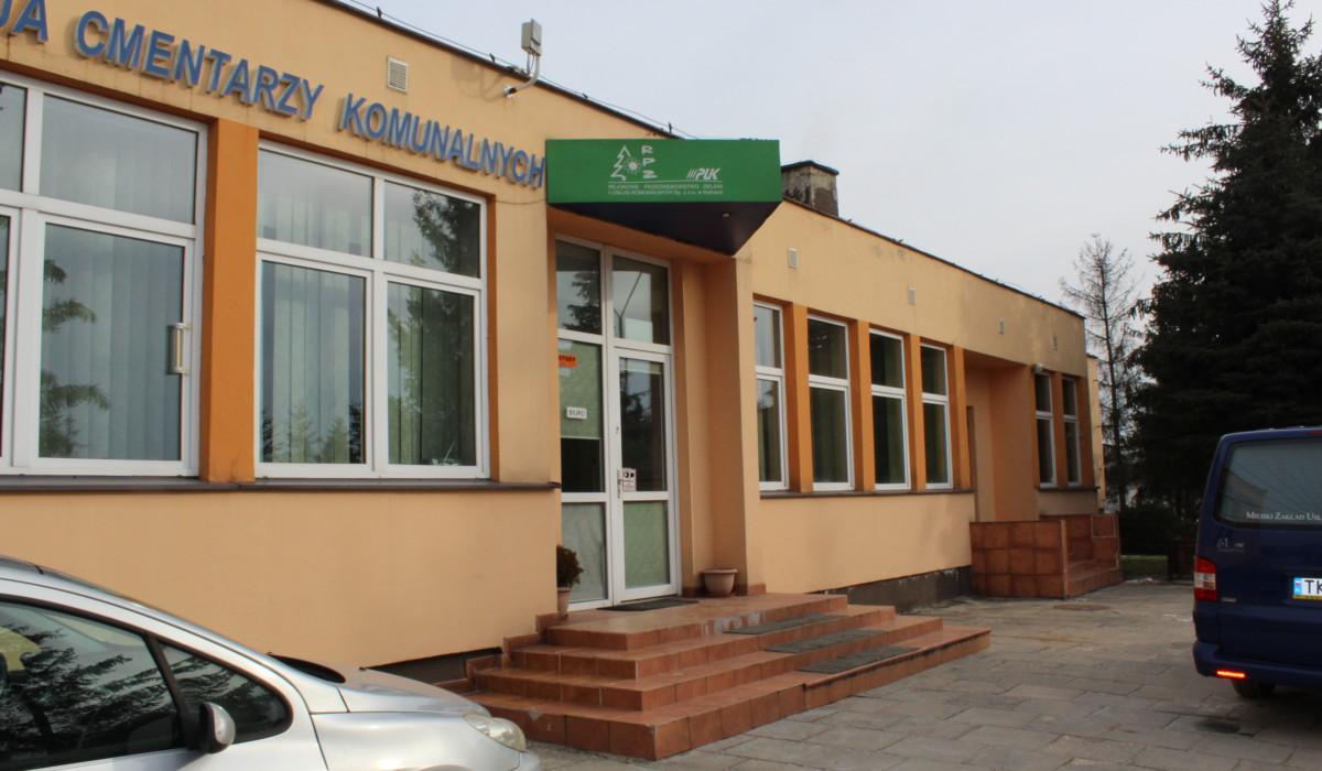 Budynek biurowy Cedzyna
