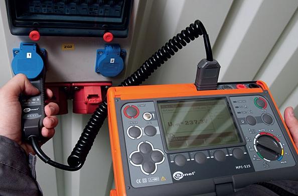 Pomiary instalacji elektrycznych i odgromowych